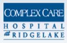 Complex Care Hospital at Ridgelake