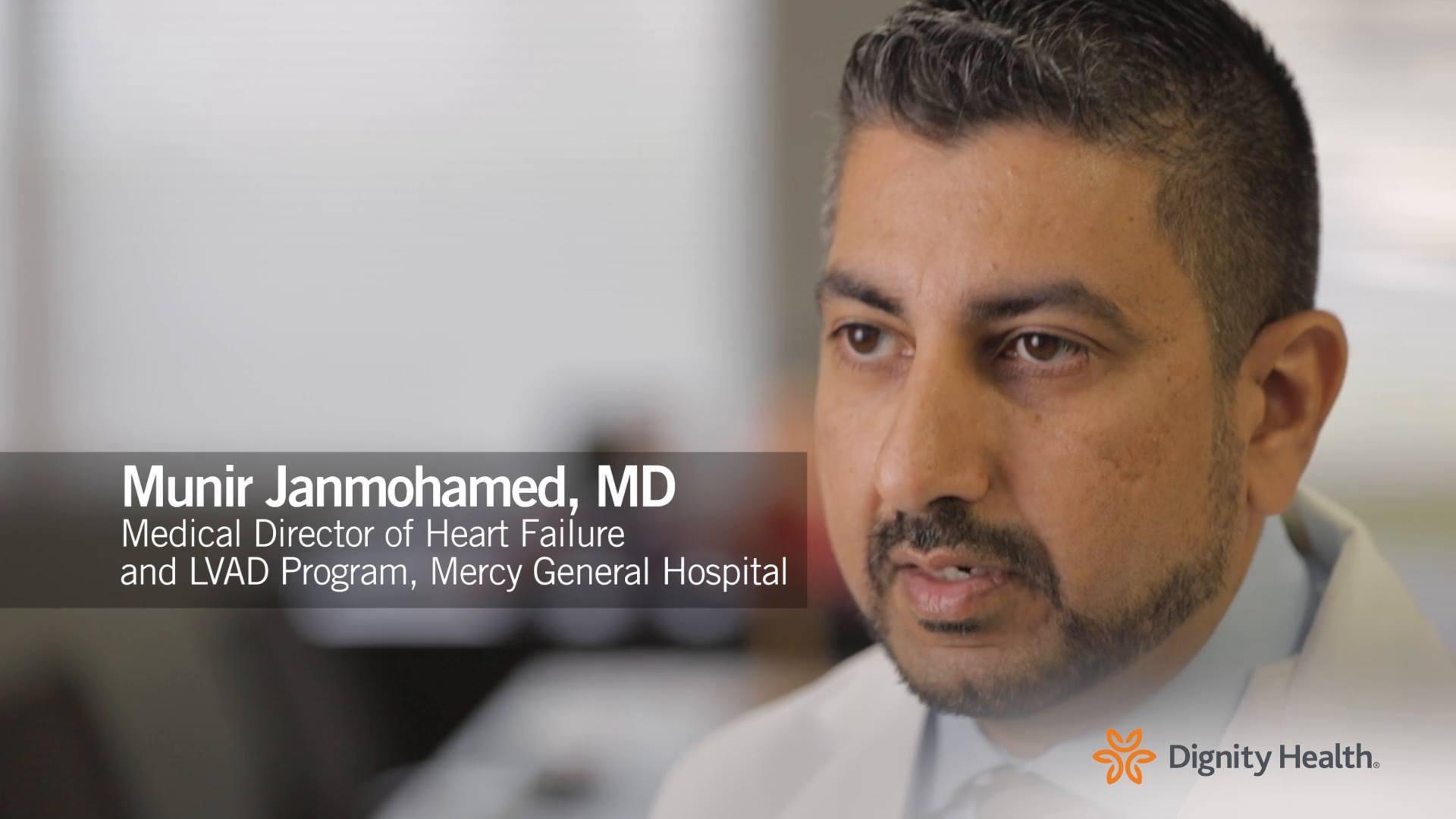 Dr  Munir Janmohamed, MD – Sacramento, CA | Cardiology