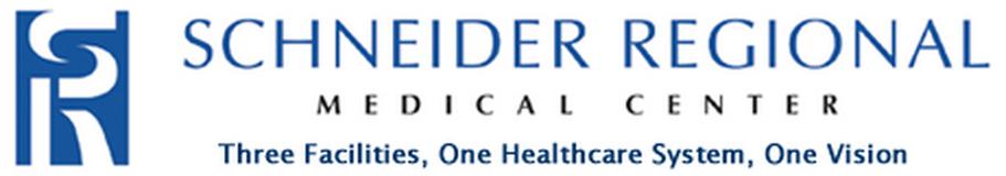 Schneider Regional Medical Center